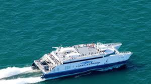 lake express the fast lake michigan ferry milwaukee to muskegon