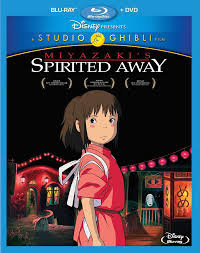Wildfire Cartoon Dvd by Spirited Away Blu Ray Review Paulsemel Compaulsemel Com
