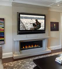 Propane Fireplaces North Bay Ontario by Linear Fireplace Unit Surrounded By Omega U0027s Cast Stone Omega U0027s