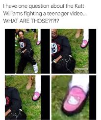 Katt Williams Meme - i have one question about the katt williams fighting a teenager