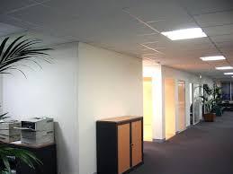 faux plafond de bureau réalisation de faux plafond pose de faux