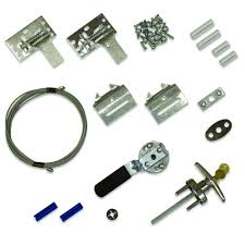 Replacing A Garage Door Clopay Garage Door Keyed Lock Set 4125480 The Home Depot