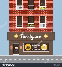Home Hair Salon Decorating Ideas Modern Hair Salon Decorating Ideas Room Home Loversiq