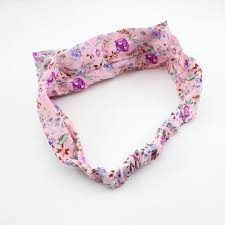top knot headband aliexpress buy new vintage kids floral top knot headband for