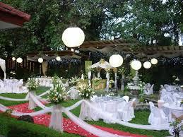 Diy Garden Wedding Ideas Wedding Venue Creative Garden Wedding Venues In Manila Photo