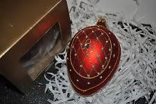 blown egg ornaments blown glass egg ornaments ebay