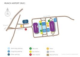 Boston Logan Airport Terminal Map by Munich Airport Lufthansa Travel Guide