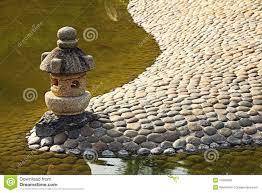 Japanese Style Garden by Japanese Style Garden Royalty Free Stock Image Image 17893086