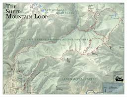 Missoula Montana Map by Maps Mtb Missoula