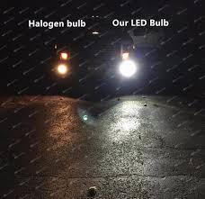 Cree 100 Watt Led Light Bulb by Duraflux H10 9145 100w High Power Cree Led Fog Drl Light Bulb