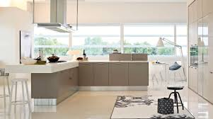 contemporary kitchen laminate eko pedini