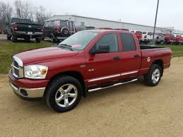 dodge trucks for sale in wisconsin used 2008 dodge ram 1500 slt for sale arcadia wi