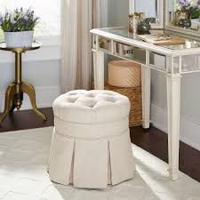 Vanity Stool Chrome Suitable Design Of Aid Contemporary Counter Stools Tags