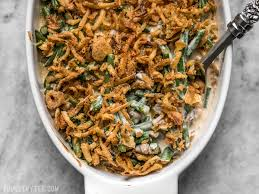 the creamiest green bean casserole with no of soup