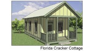 cottage building plans plans single family florida cracker cottage