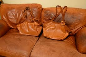 a soft supple leather purse from an old couch 3 steps