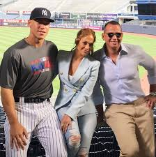 Home Jennifer Lopez by Home Run Derby Winner Aaron Judge U0027s Amazing Journey From Adoption