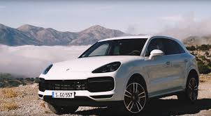 porsche cayenne 3 2 review 2019 porsche cayenne turbo review says almost everything is better