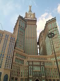 abraj al bait abraj al bait towers makkah royal hotel clock tower the vi flickr