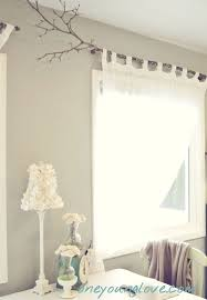 Double Curtain Rods On Sale Best 25 Branch Curtain Rods Ideas On Pinterest Natural Curtain