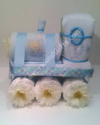 diaper cake for baby shower