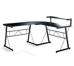 bureau en verre but sélection pour un appartement low cost et design le bureau