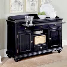 Black Buffet Server by John Thomas Dining Viking Casual Furniture