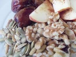 the snack plate easy raw food recipe fruitarian diet http
