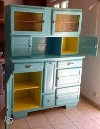 meuble de cuisine retro buffet cuisine vintage ées 50 argileo