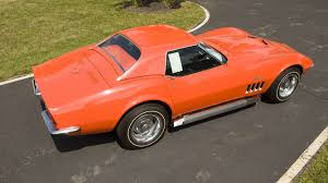 1969 corvette convertible 1969 chevrolet corvette convertible s80 bob mcdorman