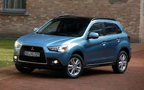 black mitsubishi asx mitsubishi asx 2010 wallpapers and hd images car pixel