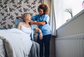 caregiving knowing when it s time for in home help