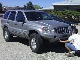 2004 jeep grand cherokee custom trim and removal custom fiberglass jeep bumper mold youtube