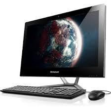ordinateur bureau lenovo lenovo ideacentre c460 touch i3 21 5 hd achat pc