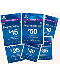 playstation gift card 10 cards 10 50 uk