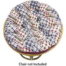 papasan chair cover cotton craft papasan chair cushion unfilled shell