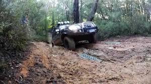 lexus lx450 v8 v8 lexus in the mud at harvey and brunswick youtube