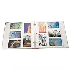 photo album that holds 500 pictures large happy memories slip in ringbinder photo album holds 500