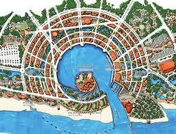 behai silver resort master plan site architect