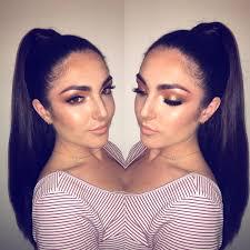 25 high ponytail hairstyles 2017 hairstyle guru