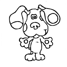 draw blues clues coloring coloring sun