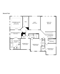 Old Pulte Floor Plans Deer Valley Plan At Celtic Crossing In Dublin Ohio By Pulte Homes