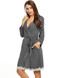 femme de chambre wiki zearo nouveau style femme robe de chambre avec ceinture chemise de