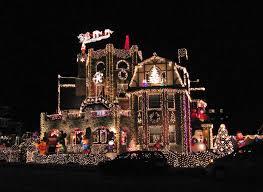 san jose christmas lights christmas lights tour south bay sedan limo service san jose ca