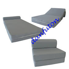 beds fold up twin bed chair sleeper folding foam furniture black
