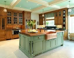 green kitchen island best 25 painted kitchen island ideas on beautiful green