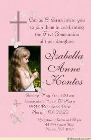 communion invitations catholic cross butterfly communion invitation girl s photo