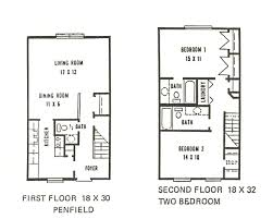 townhouse floor plans 2 bedroom centerfordemocracy org