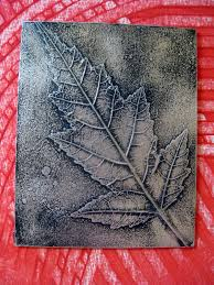 cassie stephens in the art room leaf relief