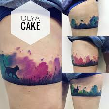 645 best watercolor tattoos images on pinterest watercolor